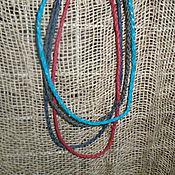 Фен-шуй и эзотерика ручной работы. Ярмарка Мастеров - ручная работа Плетеные шнуры разных цветов и размеров.. Handmade.