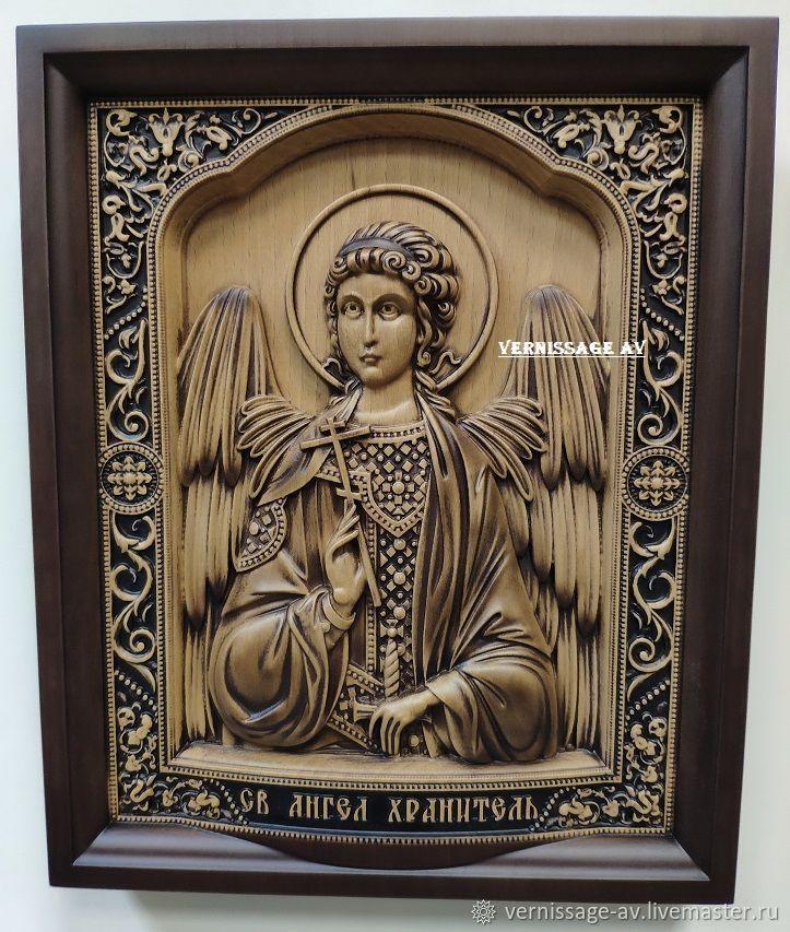 Икона Ангел Хранитель, Иконы, Санкт-Петербург,  Фото №1