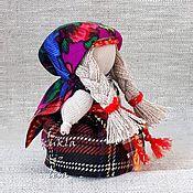 Куклы и игрушки ручной работы. Ярмарка Мастеров - ручная работа Народная кукла, сувенирная кукла, кукла в удмуртском костюме. Handmade.