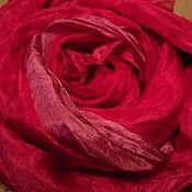 Аксессуары handmade. Livemaster - original item Silk tippet