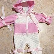 Одежда для кукол ручной работы. Ярмарка Мастеров - ручная работа Костюм для куклы baby born. Handmade.