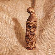 Для дома и интерьера handmade. Livemaster - original item Figurines: gnome with lantern. Handmade.