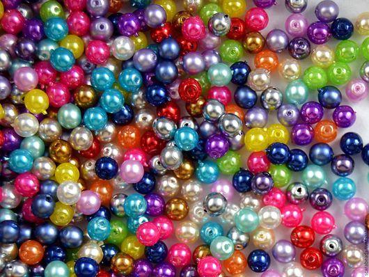 4RPP100 - Микс бусин разных цветов Выберите цвет!