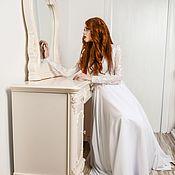 """Одежда ручной работы. Ярмарка Мастеров - ручная работа Свадебное платье из кружева """"Нежность"""". Handmade."""