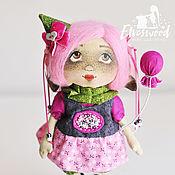 Куклы и игрушки ручной работы. Ярмарка Мастеров - ручная работа Коллекция MIni Elf 5. Handmade.