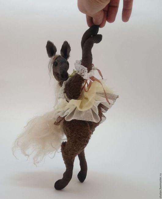 Мишки Тедди ручной работы. Ярмарка Мастеров - ручная работа. Купить лошадка тедди Настенька. Handmade. Мишка ручной работы
