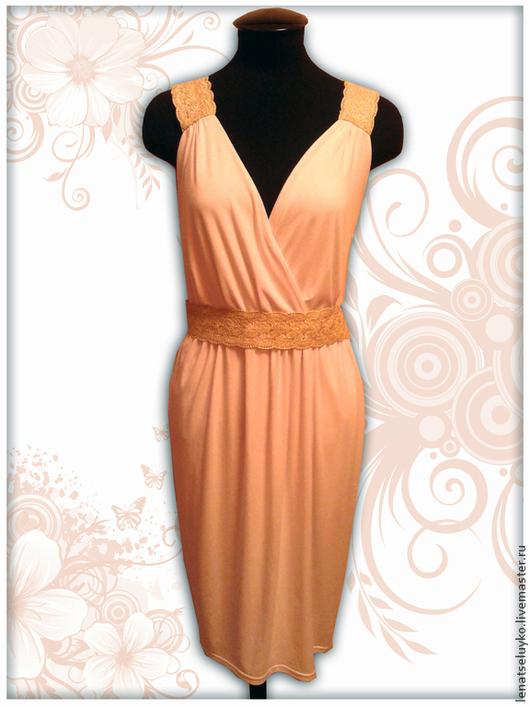 Платья ручной работы. Ярмарка Мастеров - ручная работа. Купить Платье в греческом стиле. Handmade. Кремовый, греческий стиль