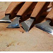 Материалы для творчества handmade. Livemaster - original item Tools for wood carving. Handmade.