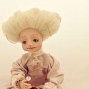 """Куклы и игрушки ручной работы. Ярмарка Мастеров - ручная работа """"Кофемолочка"""". Handmade."""