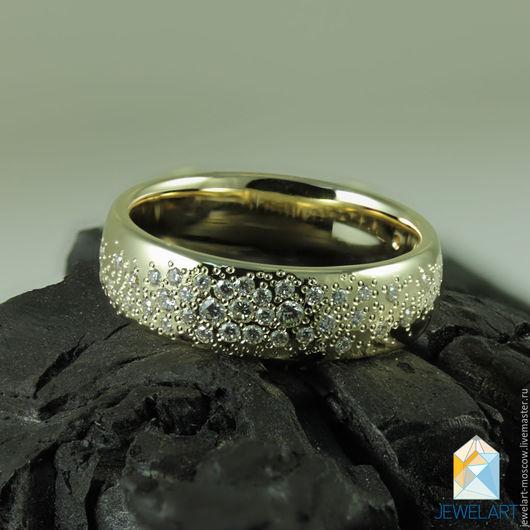 женское обручальное кольцо, обручальные кольца, женские обручальные кольца, классическое обручальное кольцо, классические обручальные кольца, обручальное кольцо с бриллиантами, jewelart