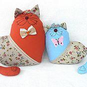 Коты влюбленные (пара