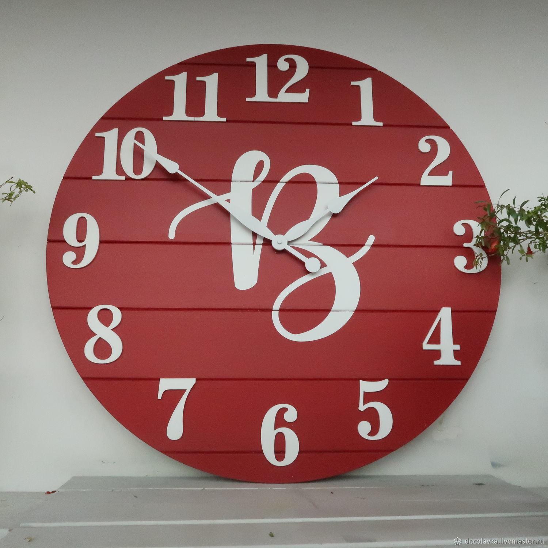 """Copy of Copy of Copy of Copy of Large Wall Clock 24"""", Watch, Izhevsk,  Фото №1"""