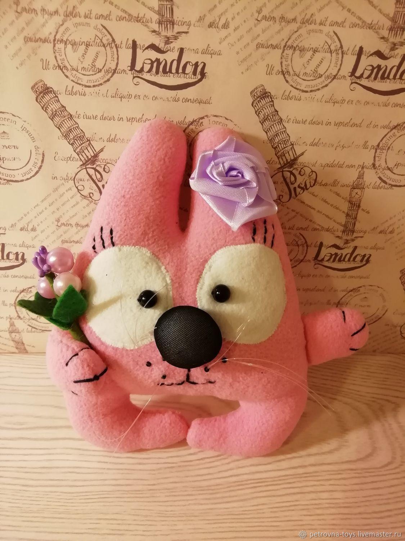 Кошка Лола, Мягкие игрушки, Пермь,  Фото №1