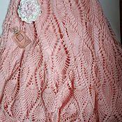 Одежда ручной работы. Ярмарка Мастеров - ручная работа Летняя ажурная юбка из хлопка. Handmade.