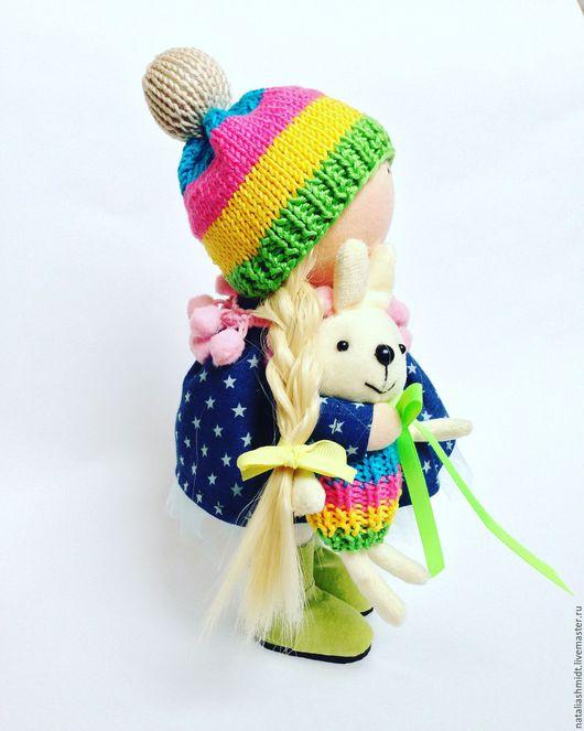 Куклы тыквоголовки ручной работы. Ярмарка Мастеров - ручная работа. Купить Интерьерная кукла. Handmade. Интерьерная кукла, кукла текстильная