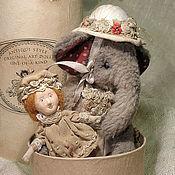 Куклы и игрушки ручной работы. Ярмарка Мастеров - ручная работа Маленькая мисс Джини. Handmade.