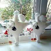 """Мягкие игрушки ручной работы. Ярмарка Мастеров - ручная работа Кот Саймона """"Позитив"""". Handmade."""