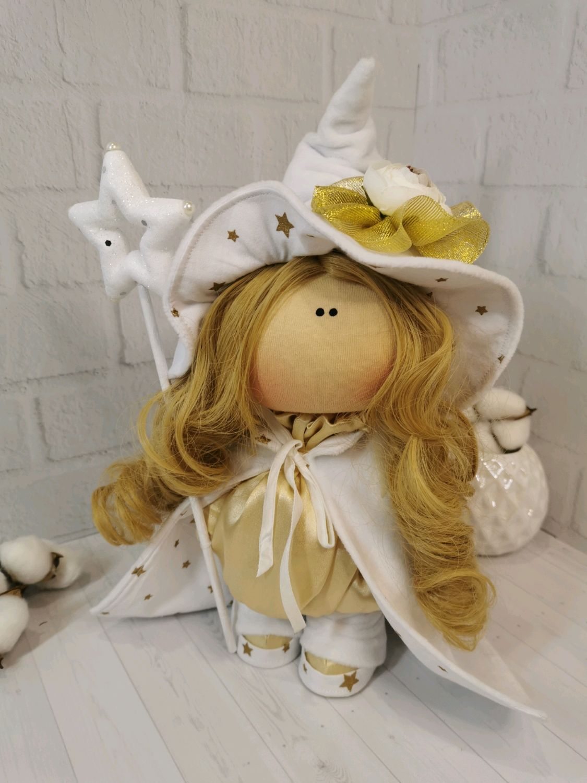 Кукла Волшебница, Куклы Тильда, Тула,  Фото №1