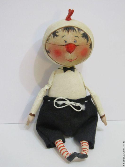Ароматизированные куклы ручной работы. Ярмарка Мастеров - ручная работа. Купить У Пети -утренник...или....Не забыть бы стишок!!!. Handmade.