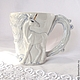Mug 'Unicorn', Mugs and cups, Shigony,  Фото №1