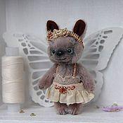 Куклы и игрушки ручной работы. Ярмарка Мастеров - ручная работа Зайчишка Джули. Handmade.