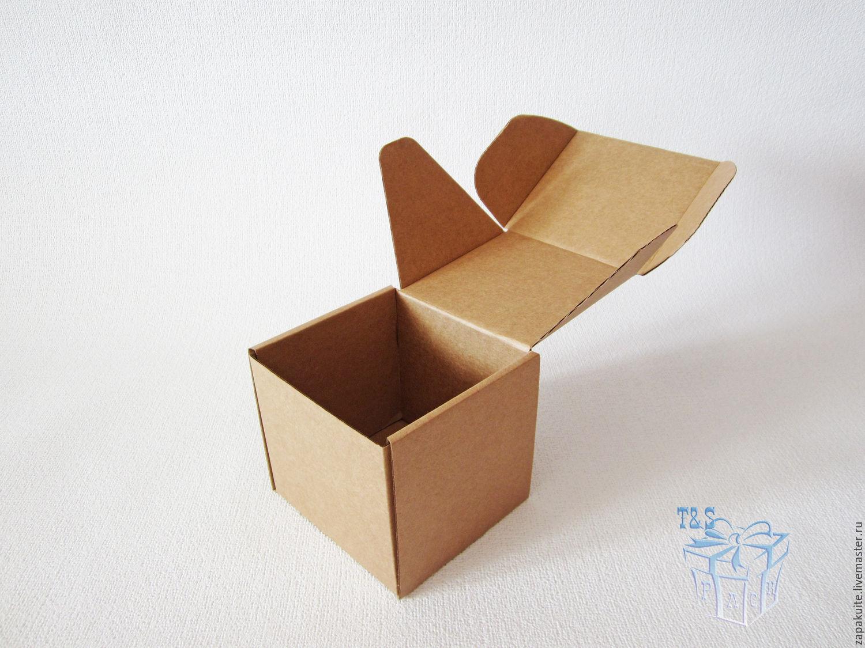 коробки для пирогов крафт