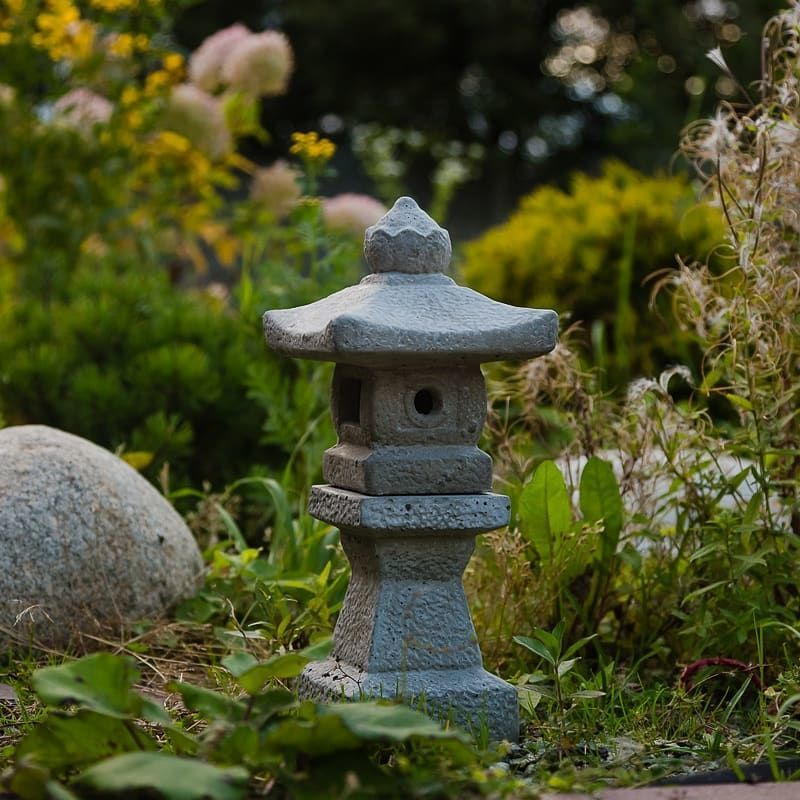 Купить японский фонарь из бетона презентация по бетону