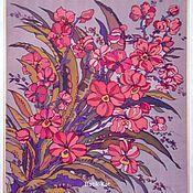 """Картины и панно ручной работы. Ярмарка Мастеров - ручная работа """"Орхидея"""". (""""Flora&fauna"""").. Handmade."""