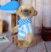 Куклы и игрушки ручной работы. Ярмарка Мастеров - ручная работа Думая о море..... Handmade.