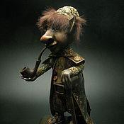 Куклы и игрушки ручной работы. Ярмарка Мастеров - ручная работа Лепрекон Риган. Handmade.