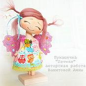 """Куклы и игрушки ручной работы. Ярмарка Мастеров - ручная работа Букашечка """"Летняя"""". Handmade."""