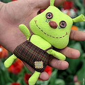 Куклы и игрушки ручной работы. Ярмарка Мастеров - ручная работа Огрик Фелиции. Handmade.