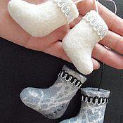 Сувениры и подарки handmade. Livemaster - original item Boots gift. Handmade.