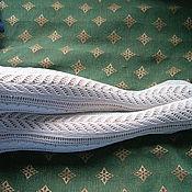 Stockings handmade. Livemaster - original item Fishnet stockings