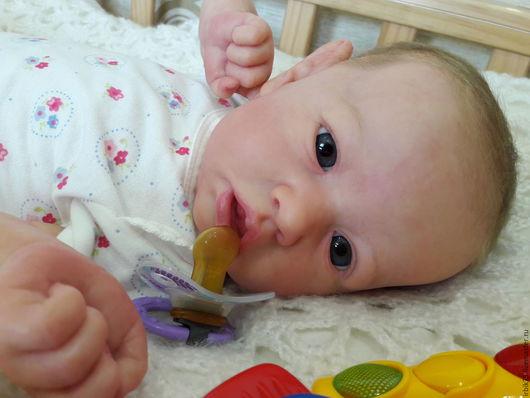 Куклы-младенцы и reborn ручной работы. Ярмарка Мастеров - ручная работа. Купить Реборн Алиса. Handmade. Реборн саксия