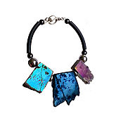 Украшения handmade. Livemaster - original item bracelet space. Handmade.