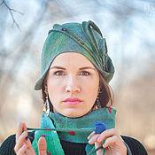 Аксессуары ручной работы. Ярмарка Мастеров - ручная работа Фантазийная шляпка 16003. Handmade.
