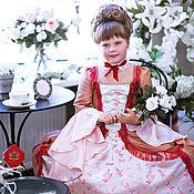 Работы для детей, handmade. Livemaster - original item Baby dress court lady. Handmade.