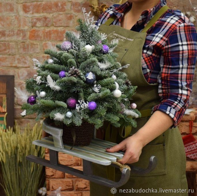 Decorative sleigh 'Olive', Glasses, St. Petersburg,  Фото №1