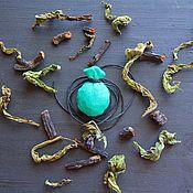 Талисманы ручной работы. Ярмарка Мастеров - ручная работа Денежный Амулет (Травы). Handmade.