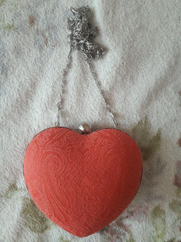 Клатч Сердце, Клатчи, Выборг,  Фото №1