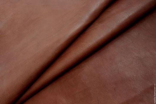 """Шитье ручной работы. Ярмарка Мастеров - ручная работа. Купить Натуральная кожа КРС """"Tavoletta di cioccolato"""". Handmade. Кожа"""
