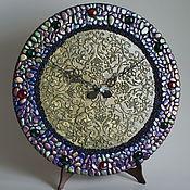 """Для дома и интерьера ручной работы. Ярмарка Мастеров - ручная работа Часы """"Время собирать камни"""". Handmade."""