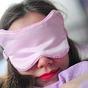 Аксессуары handmade. Livemaster - original item Sleep mask. Handmade.