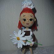 Куклы и игрушки handmade. Livemaster - original item Schoolgirl. Handmade.