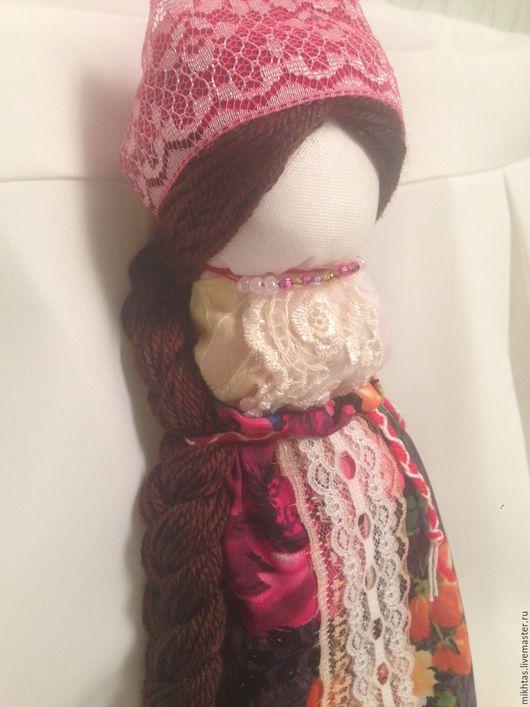 Народные куклы ручной работы. Ярмарка Мастеров - ручная работа. Купить Краса. Handmade. Краса, кукла в подарок, безликая кукла