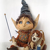 Куклы и игрушки ручной работы. Ярмарка Мастеров - ручная работа Млечный путь. Коллекционная кукла. Handmade.