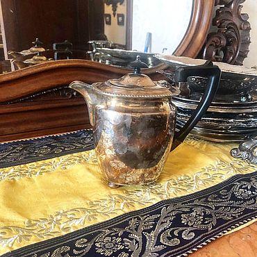 Посуда ручной работы. Ярмарка Мастеров - ручная работа Старинный чайник Англия. Handmade.
