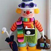 """Обувь ручной работы. Ярмарка Мастеров - ручная работа """"Клоун Путешественник"""". Handmade."""