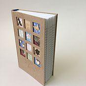 Канцелярские товары handmade. Livemaster - original item Notepad Window. Handmade.